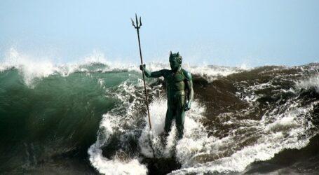 Luis Arencibia y el Neptuno de Melenara
