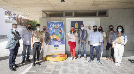 El musical de Clapso 'Malditas mentiras' se prepara para su estreno en el Teatro Cuyás
