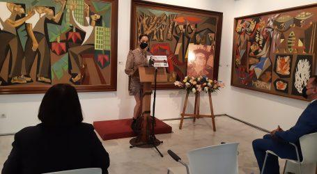 Una exposición de Cristóbal Guerra y un concierto abren los actos por el 50º aniversario de la Casa-Museo Antonio Padrón