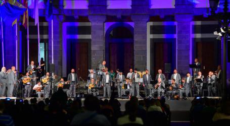 Los Granjeros celebran sus 50 años en el Teatro Auditorio Agüimes.