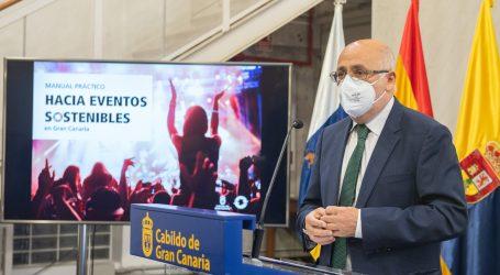 El Cabildo edita un manual para que los eventos de Gran Canaria sean sostenibles