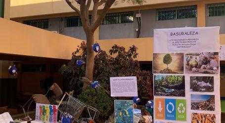 El Ayuntamiento promueve en los centros educativos una campaña por el medioambiente con dos mujeres referentes en sostenibilidad