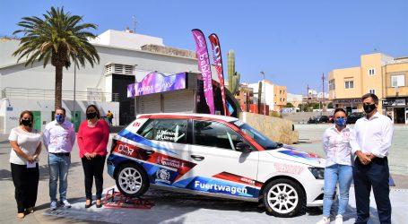 El Ayuntamiento apoya el aumento de la participación de la mujer en los equipos de automovilismo deportivo