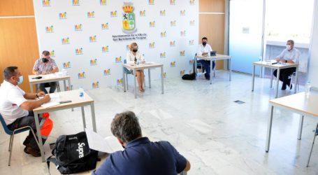 San Bartolomé de Tirajana realiza la primera reunión del Consejo Sectorial de Playas