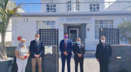 Un nuevo tanatorio de iniciativa privada se instala en el Polígono Industrial de Arinaga