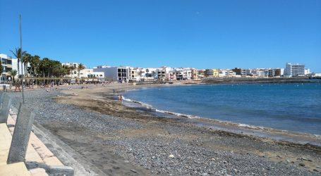 Comienzan las obras de renovación de la red de agua de abasto de Playa de Arinaga.