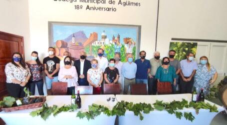La Bodega Municipal celebra su 18º aniversario.