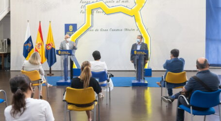 Más de 3.200 empresas se acogen a los 7 millones de euros ayudas del Cabildo para hostelería, artesanía y centros deportivos