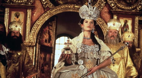 La Casa-Museo León y Castillo proyecta la película 'Catalina la Grande' sobre la vida de esta emperatriz en la Rusia zarista del siglo XVIII