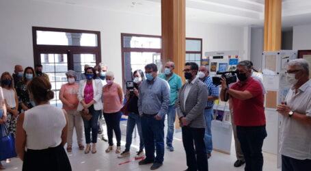 El Centro Cultural de Pancho Guerra en Tunte acoge la 'Exposición bibliográfica documental de patrimonio municipal y comarcal' organizada por CUPACAN