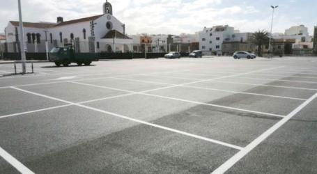 La plaza de Playa de Arinaga acogerá los viernes un nuevo mercadillo agrícola.