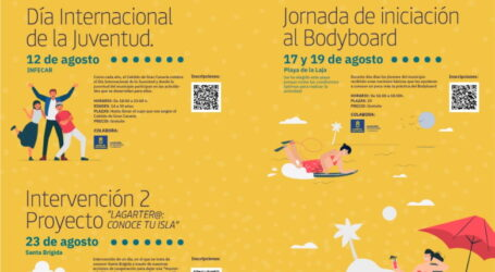 Llega 'La Calufa', la programación de Juventud para los meses de verano.