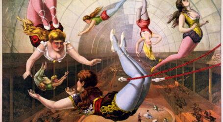 El relato y las artes circenses se fusionan en un relato de amor en la Biblioteca Insular