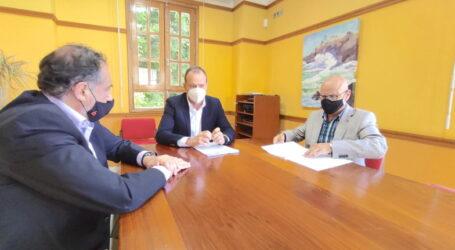 El diputado del Común agradece la colaboración del Ayuntamiento de Agüimes.