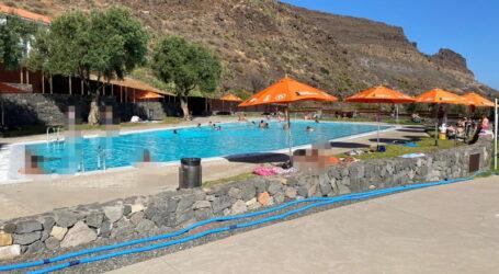 La piscina municipal de Santa Lucía casco abre sus puertas hasta el 26 de septiembre con tarifas especiales  y entrada con cita previa