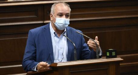 """Campos: """"Tenemos que mostrar una firmeza y unidad inquebrantables en la defensa de nuestros derechos"""""""