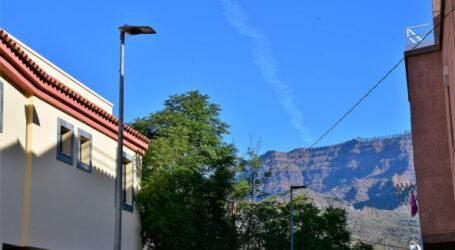 El Ayuntamiento licita las obras de eficiencia energética en el alumbrado de Veneguera