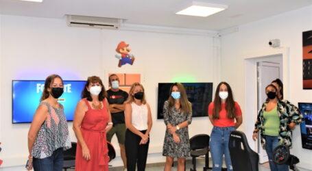 """Mogán inaugura el reformado Centro Joven Arguineguín """"La Chirina"""""""