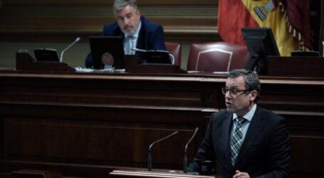 """Roque: """"Este Gobierno ha cumplido con los plazos para aprobar la Ley que gestionará los fondos europeos en este mes de julio"""""""