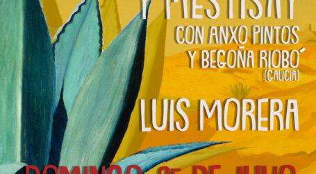 Tunte celebra a Santiago con un concierto que hermana a músicos canarios y gallegos