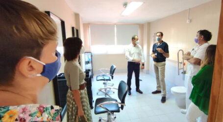 La Fundación La Caixa subvenciona nuevo material sanitario para la Residencia de Mayores.