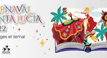 Abierto el plazo para elegir a través del voto la alegoría del carnaval  de Santa Lucía 2022