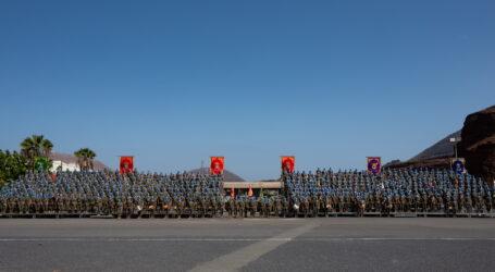 Acto de despedida de la Brigada Líbano XXXVI; preparada y lista para su despliegue en tierras libanesas
